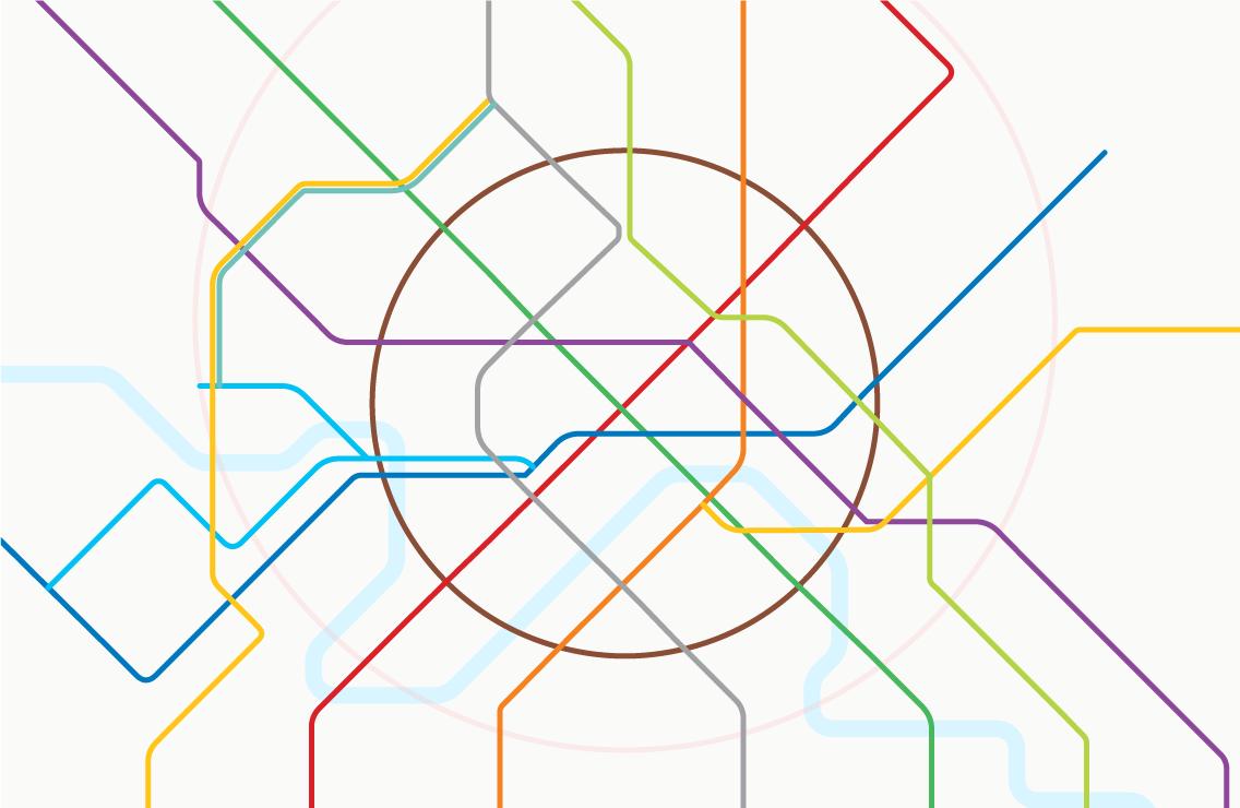 Как могли бы называться станции метро